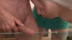Lactation Fetish Play With Breastmilk Squirting And Blow-Job The Full Video