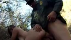 Kayla Outdoor Sex And Milking Boobs Enormous Bangs Girl