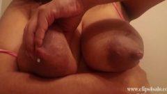 Milf Self Suck,milk Drool Lick Enormous Titty Lactating Whisper Dirty Talk Taboo