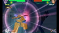 Dragon Ball Z Budokai:Captain Ginyu's Racy Milky Cannon Combos