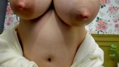 Cam Model Lactating Her Soft Milky Breasts