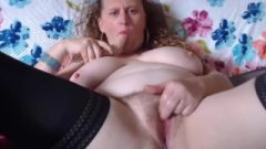 Housewife With Natural Milky Boobs And And Meaty Pussy