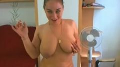 Milky Boobs, Smoker Talks About Riding My Dick While Nailing A Vibrator