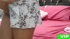Pregnant Latina Webcam Show